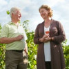 Welsh wines with Richard and Joy Morris of Ancre Hill Vineyard