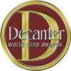 UK Wine Show 15 Decanter Awards
